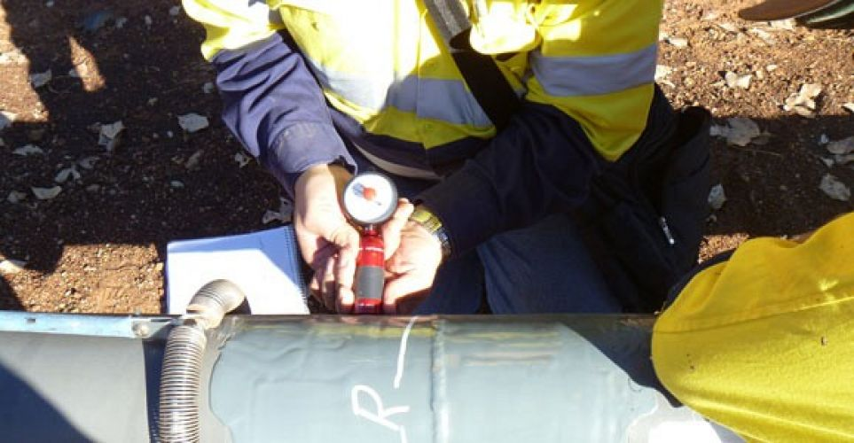 Coating and Corrosion Inspection